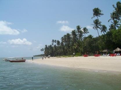 Carneiros Beach
